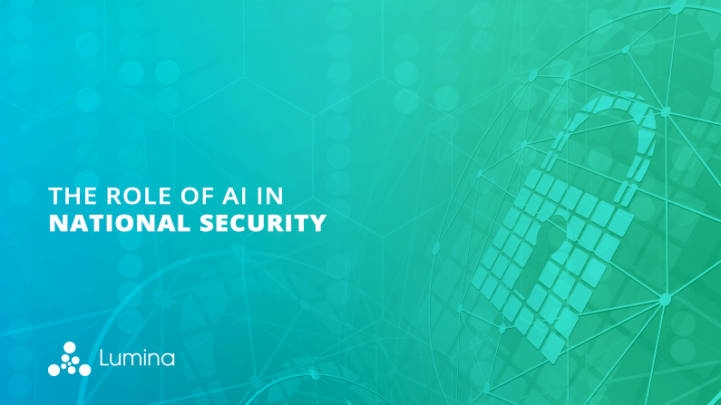 The Role of AI in National Security