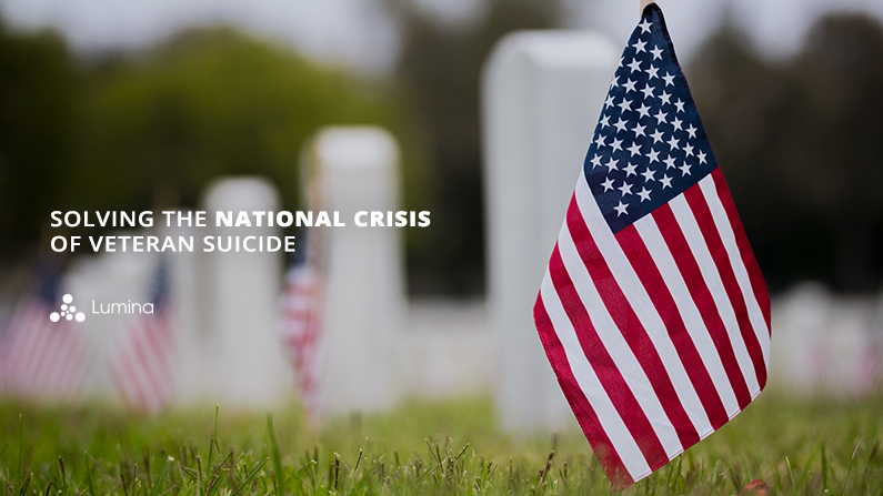 Solving the National Crisis of Veteran Suicide