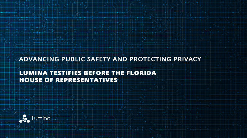 Advancing Public Safety and Protecting Privacy