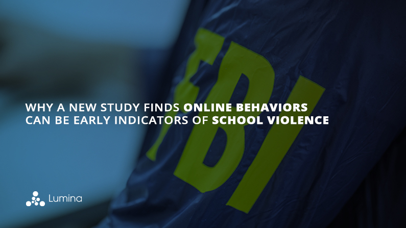 Why a New Study Finds Online Behaviors Can be Early Indicators of School Violence